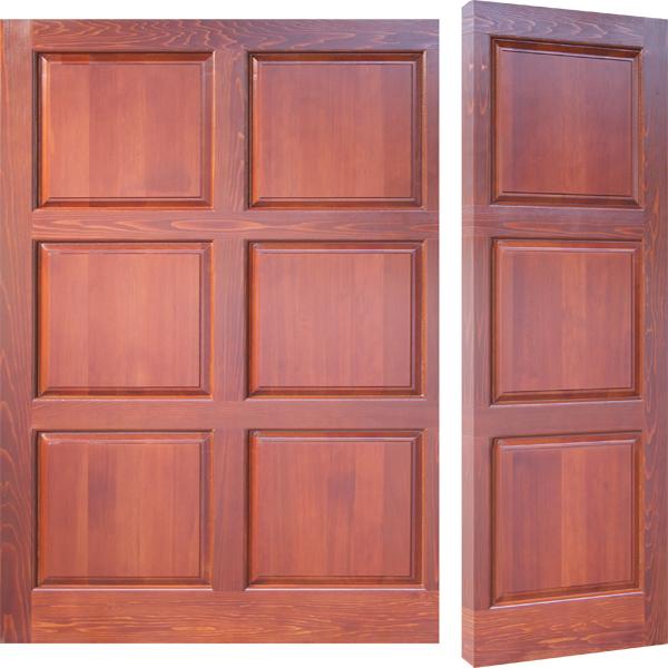 Woodrite Granborough Garage Door