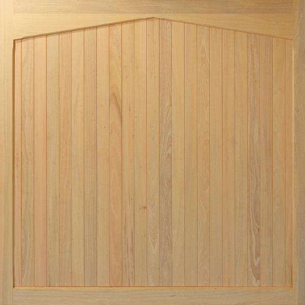 Wooden Garage Door Warwick Grendon
