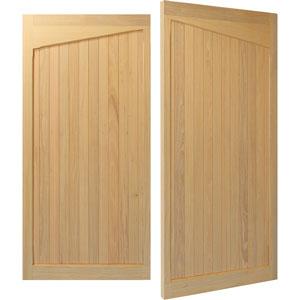 Woodrite Grendon Garage Door