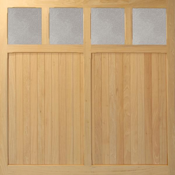 Wooden Garage Door Warwick Hatton