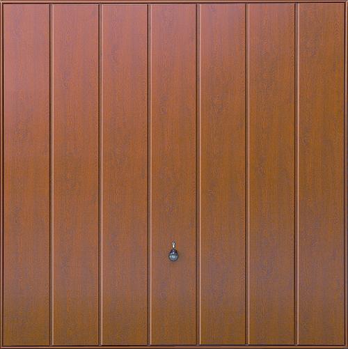Garage Door Hormann Vertical Decograin