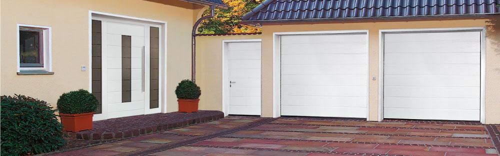 Hormann garage doors