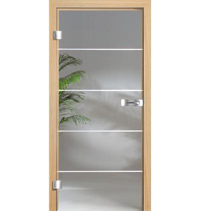 Hormann GlassLine Duradecor white internal door