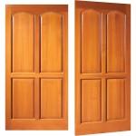 Woodrite Kingswood Garage Door