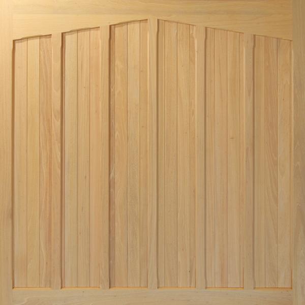 Wooden Garage Door Warwick Langley