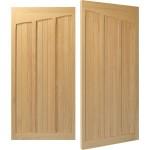 Woodrite Langley Garage Door