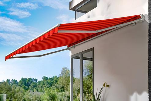Markilux 1300 awning