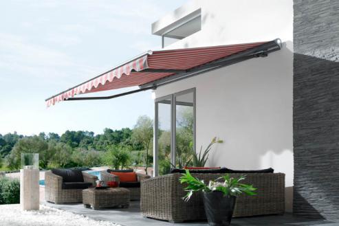 Markilux 1710 awning
