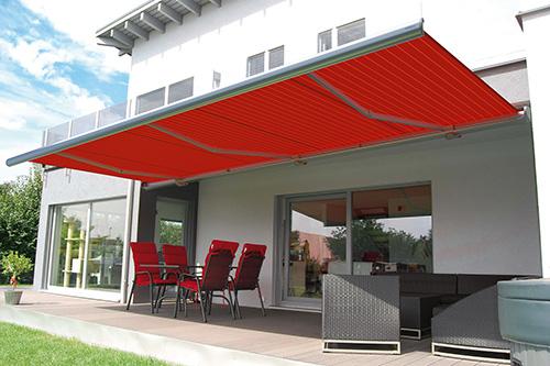 Markilux 5010 awning