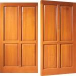 Woodrite Marston Garage Door