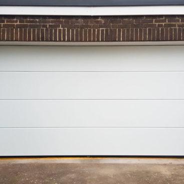 HormannLPU42 Sectional Garage Door