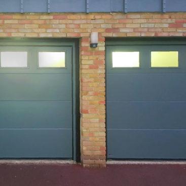 SWS Elite, Sectional Garage Doors