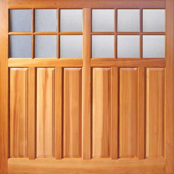 Wooden Garage Door Buckingham Padbury