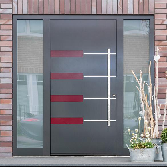 Ryterna front doors