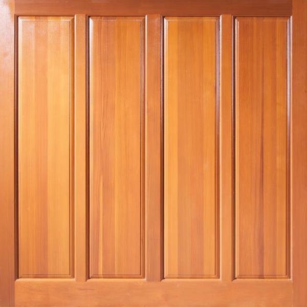 Wooden Garage Door Buckingham Salford