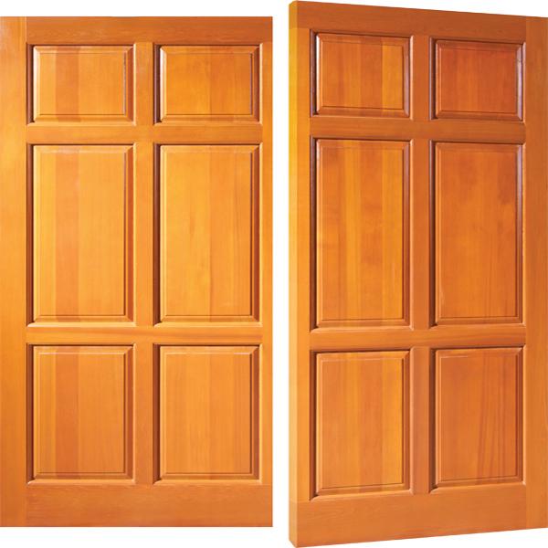 Woodrite Sherington Garage Door
