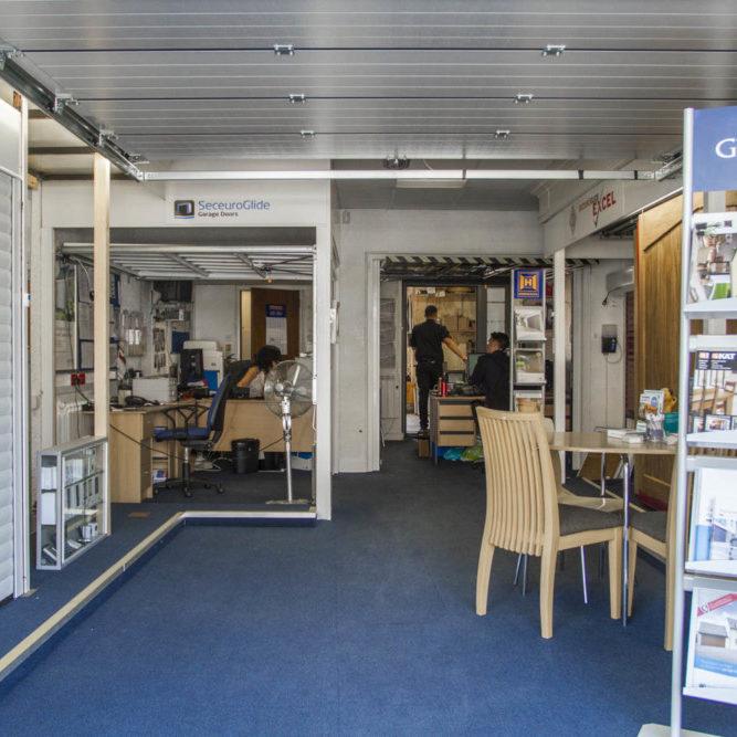 Sidcup showroom