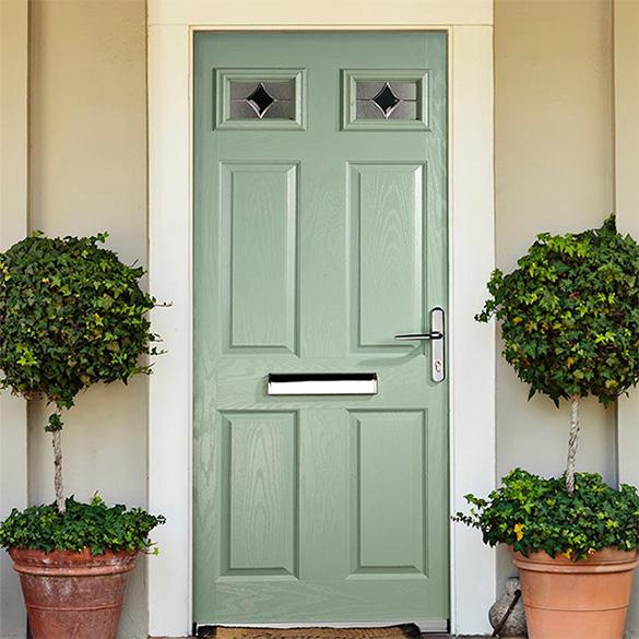Sliders front doors