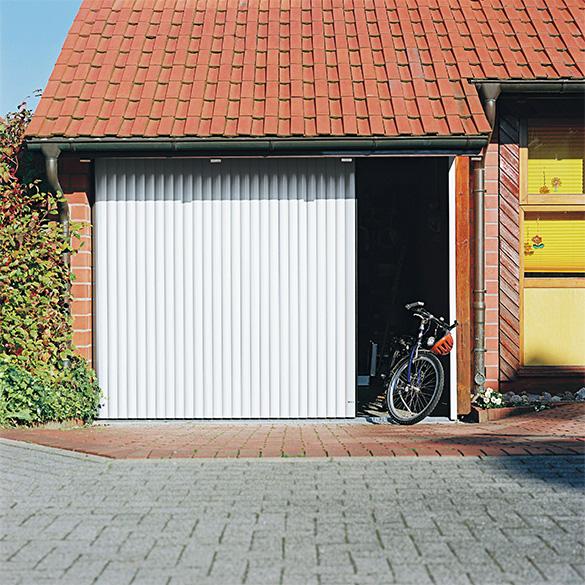SWS Vertico garage doors