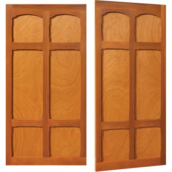 Woodrite Taunton Garage Door