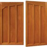 Woodrite Tickenham Garage Door