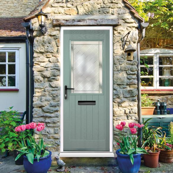 Truedor front doors