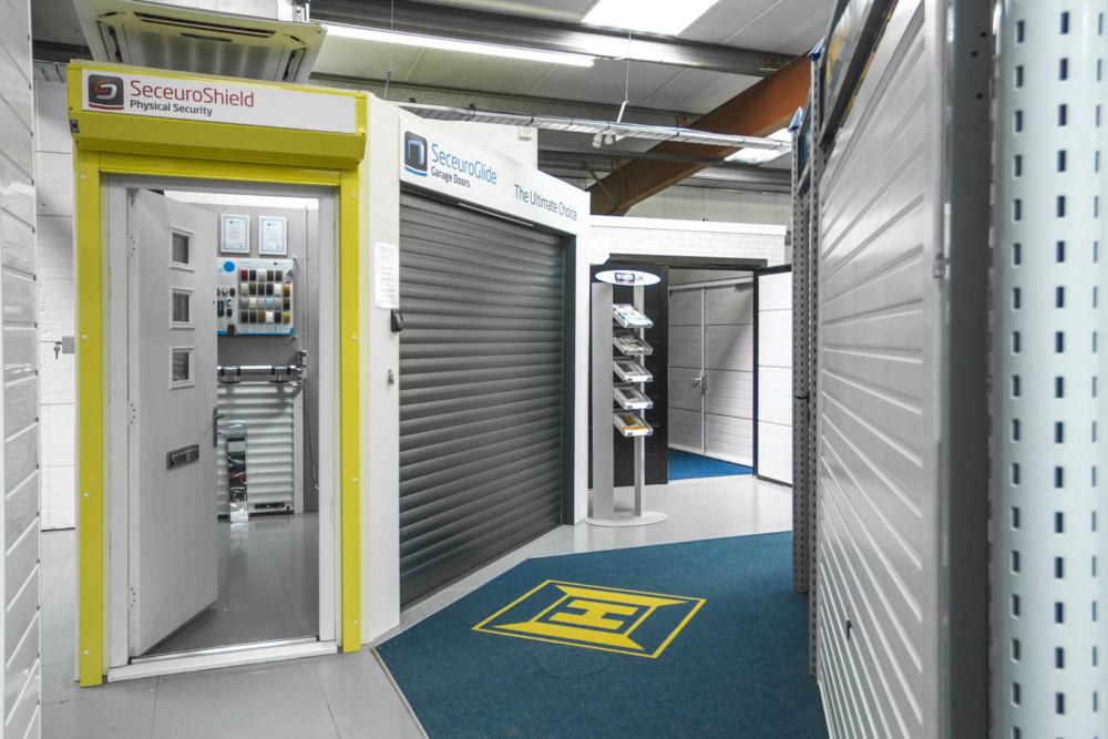Upminster front doors