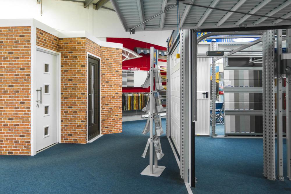 Upminster Hormann garage doors
