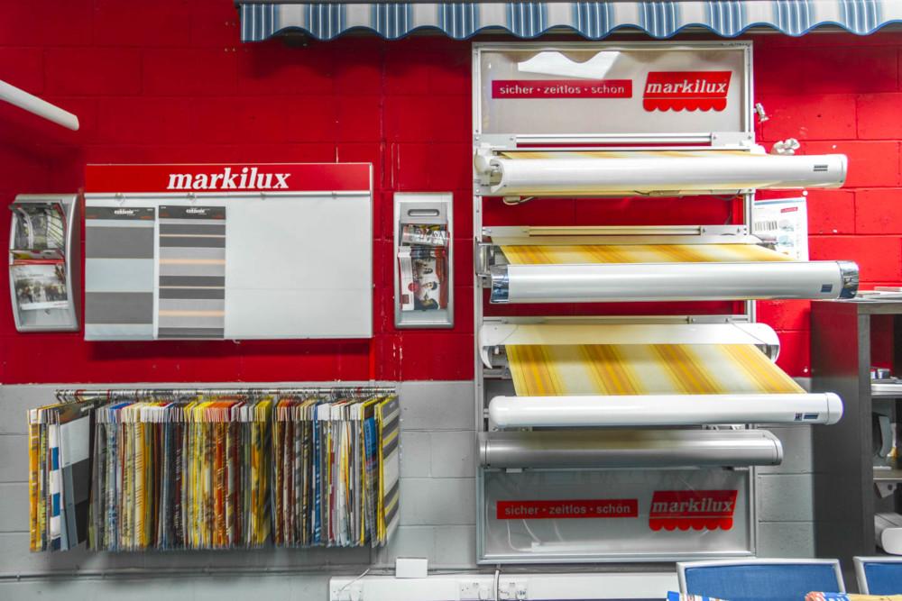 Upminster Markilux awnings