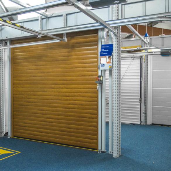 Upminster roller doors