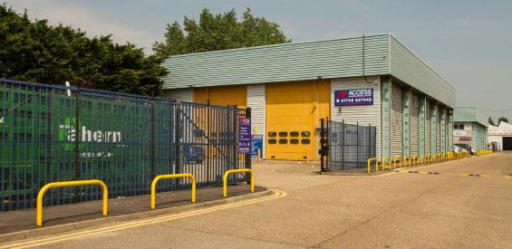 Access Garage Doors Upminster Showroom