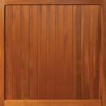 Wooden Garage Door Buckingham Uttoxeter