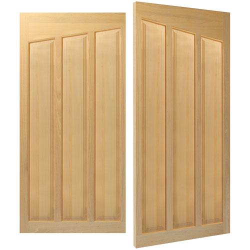 Woodrite Alcester Garage Door