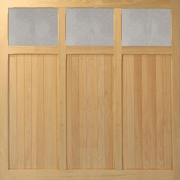 Wooden Garage Door Warwick Aston