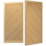 Woodrite Baddesley Garage Door