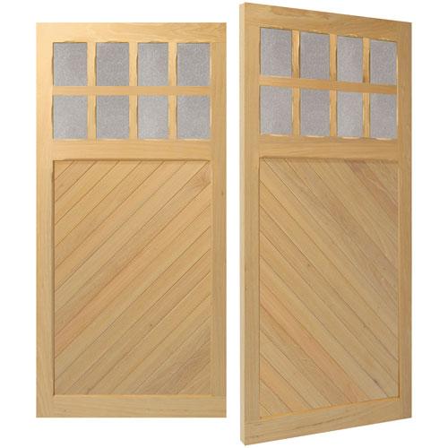 Woodrite Bidford Garage Door