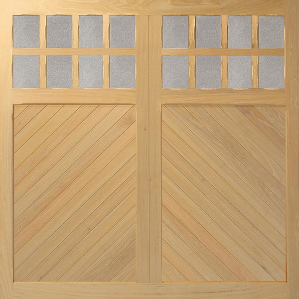 Wooden Garage Door Warwick Bidford