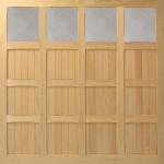 Wooden Garage Door Warwick Burford