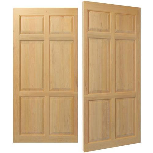 Woodrite Dorchester Garage Door