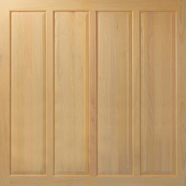 Wooden Garage Door Warwick Gaydon