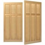 Woodrite Kennington Garage Door