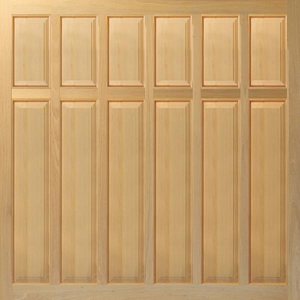 Wooden Garage Door Warwick Kennington
