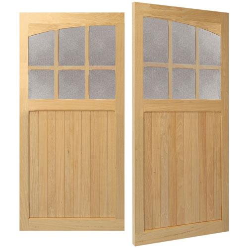 Woodrite Thrapston Garage Door