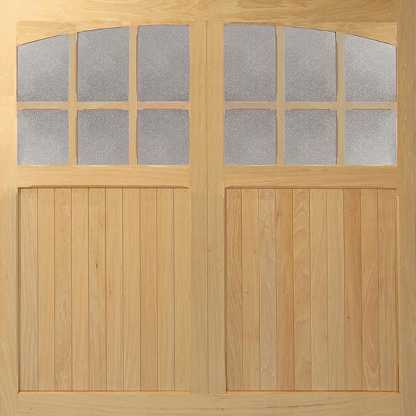 Wooden Garage Door Warwick Thrapston