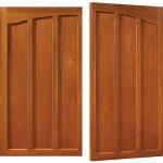 Woodrite Washford Garage Door