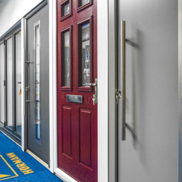 Watford front doors