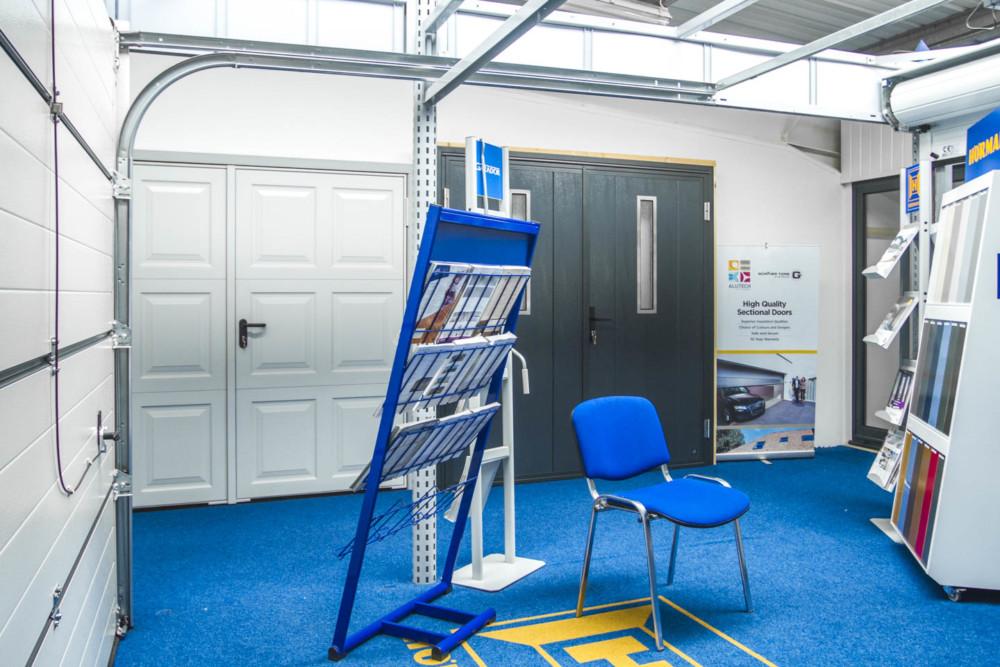 Watford side-hung doors