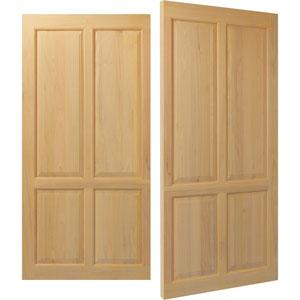 Woodrite Welford Garage Door