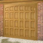 Wessex Woodgrain Ashton Up and Over Garage Door