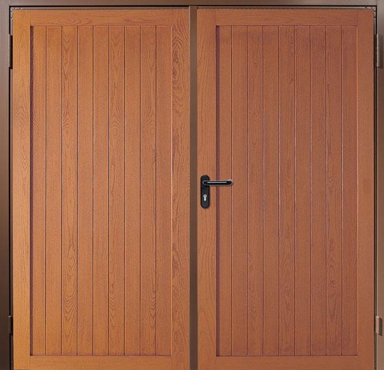Fibreglass Side Hinged Garage Doors Access Garage Doors